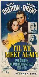 'Til We Meet Again - Movie Poster (xs thumbnail)