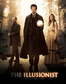 The Illusionist - Movie Poster (xs thumbnail)