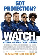 The Watch - Dutch Movie Poster (xs thumbnail)
