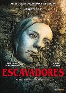 The Burrowers - Brazilian Movie Cover (xs thumbnail)