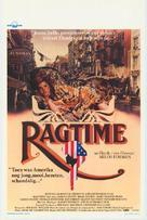 Ragtime - Belgian Movie Poster (xs thumbnail)