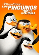 Penguins of Madagascar - Spanish Movie Cover (xs thumbnail)