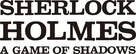 Sherlock Holmes: A Game of Shadows - Logo (xs thumbnail)