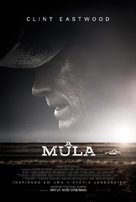 The Mule - Brazilian Movie Poster (xs thumbnail)