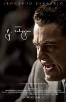 J. Edgar - British Movie Poster (xs thumbnail)