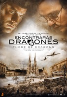 There Be Dragons - Spanish Movie Poster (xs thumbnail)