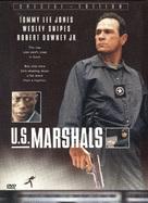 US Marshals - Swedish Movie Cover (xs thumbnail)