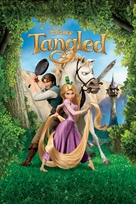 Tangled - Movie Cover (xs thumbnail)