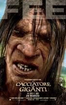 Jack the Giant Slayer - Italian Movie Poster (xs thumbnail)
