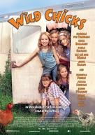 Wilden Hühner, Die - British Movie Poster (xs thumbnail)