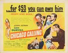 Chicago Calling - Movie Poster (xs thumbnail)