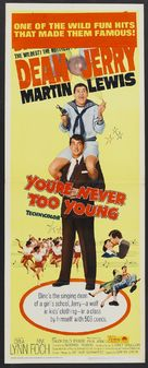 You're Never Too Young - Movie Poster (xs thumbnail)