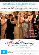 Efter brylluppet - Australian Movie Poster (xs thumbnail)