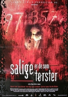 Salige er de som tørster - Norwegian Movie Poster (xs thumbnail)