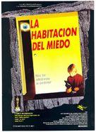 Cameron's Closet - Spanish Movie Poster (xs thumbnail)