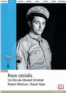 Crossfire - French DVD movie cover (xs thumbnail)