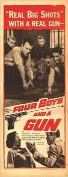 Four Boys and a Gun - Movie Poster (xs thumbnail)