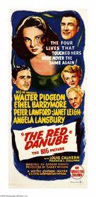 The Red Danube - Australian Movie Poster (xs thumbnail)