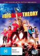 """The Big Bang Theory"" - Australian DVD cover (xs thumbnail)"