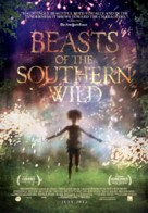 Beasts of the Southern Wild - Canadian Movie Poster (xs thumbnail)