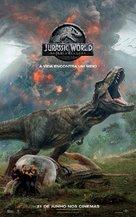 Jurassic World: Fallen Kingdom - Brazilian Movie Poster (xs thumbnail)