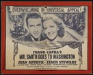 Mr. Smith Goes to Washington - Re-release poster (xs thumbnail)