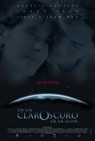 En un claroscuro de la luna - Mexican Movie Poster (xs thumbnail)
