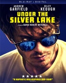 Under the Silver Lake - Blu-Ray movie cover (xs thumbnail)