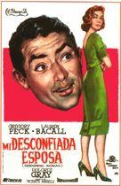 Designing Woman - Spanish Movie Poster (xs thumbnail)
