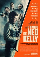 True History of the Kelly Gang - Portuguese Movie Poster (xs thumbnail)
