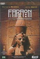 Faraon - Polish DVD cover (xs thumbnail)