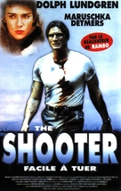 The Shooter - French Movie Cover (xs thumbnail)