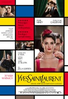 Yves Saint Laurent - Polish Movie Poster (xs thumbnail)