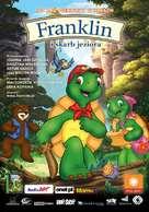 Franklin et le trésor du lac - Polish poster (xs thumbnail)