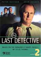 """The Last Detective"" - DVD cover (xs thumbnail)"