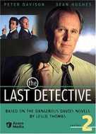"""The Last Detective"" - DVD cover (xs thumbnail)"