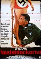 La svastica nel ventre - Swedish Movie Poster (xs thumbnail)