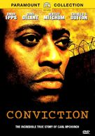 Conviction - DVD cover (xs thumbnail)