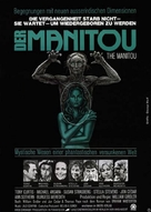 The Manitou - German Movie Poster (xs thumbnail)