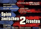 Triple Cross - German Movie Poster (xs thumbnail)