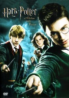 Harry Potter and the Order of the Phoenix - Italian DVD movie cover (xs thumbnail)
