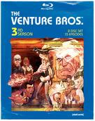 """""""The Venture Bros."""" - Blu-Ray movie cover (xs thumbnail)"""