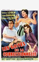 Un giorno in pretura - Belgian Movie Poster (xs thumbnail)