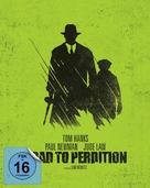 Road to Perdition - German Movie Cover (xs thumbnail)