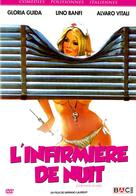 L'infermiera di notte - French DVD cover (xs thumbnail)
