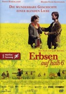 Erbsen auf halb 6 - German poster (xs thumbnail)