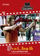 De-as fi Harap Alb - Romanian DVD cover (xs thumbnail)
