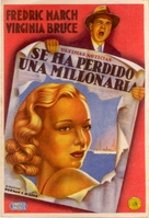 There Goes My Heart - Spanish Movie Poster (xs thumbnail)