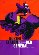 The General - German Movie Poster (xs thumbnail)