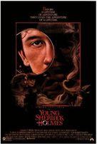 Young Sherlock Holmes - Movie Poster (xs thumbnail)